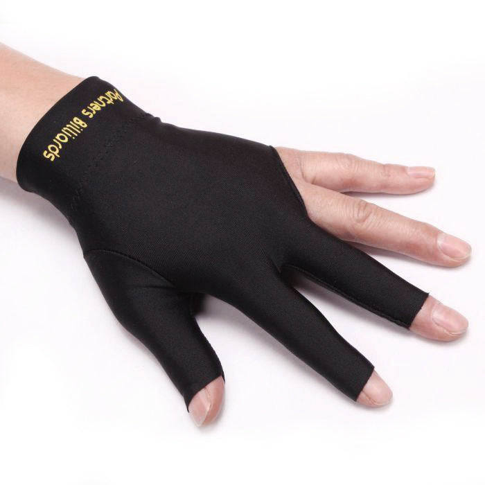 【Partners Billiards】HAND GLOVE - Left Hand_Black