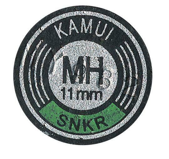 【KAMUI】TIP - SN MH Black (11mm)