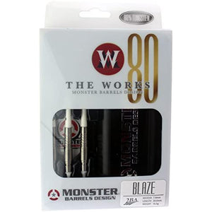 【MONSTER】The Works 80 Blaze 80% 2BA