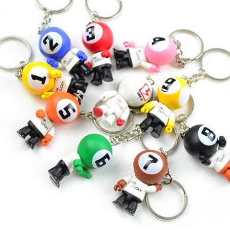 【Accessories】Pool key chains