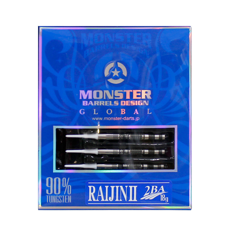 【MONSTER】RAIJIN / 雷神 2  90% 2BA
