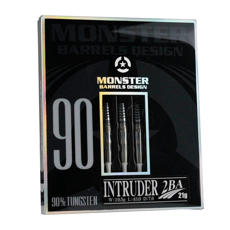 【MONSTER】Intruder Blue 90% 2BA