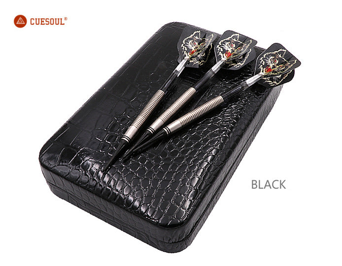 【CUESOUL】Tungsten Steel Shaft Darts Box Set