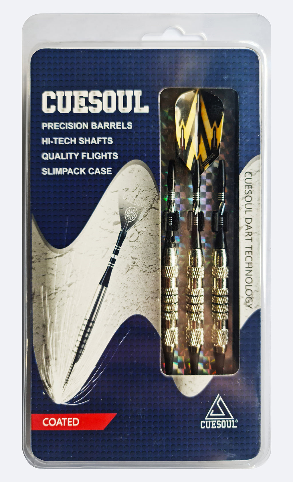 【CUESOUL】Cuesoul Dart Technology - Coated (CSTR-03)