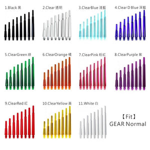 【Fit SHAFT】GEAR NORMAL (Spinning/Locked)
