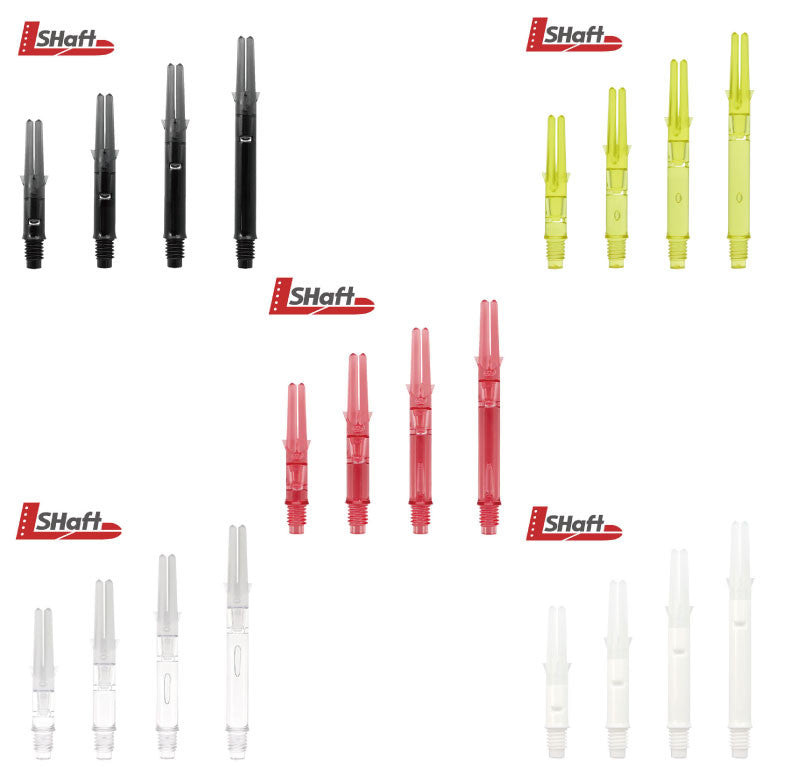 【L-style】 L-SHaft Silent Straight (SPIN) - Mydarts