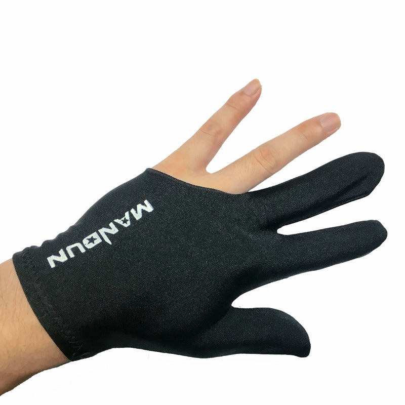 【MANDUN】HAND GLOVE - Left Hand _ Black