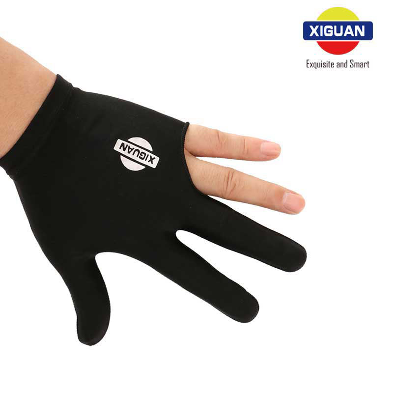 【Xiguan】HAND GLOVE - Boutique Billiard Glove - Left Hand/ L size_Black