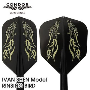 【CONDOR】 flight IVAN model Rising Bird - Mydarts