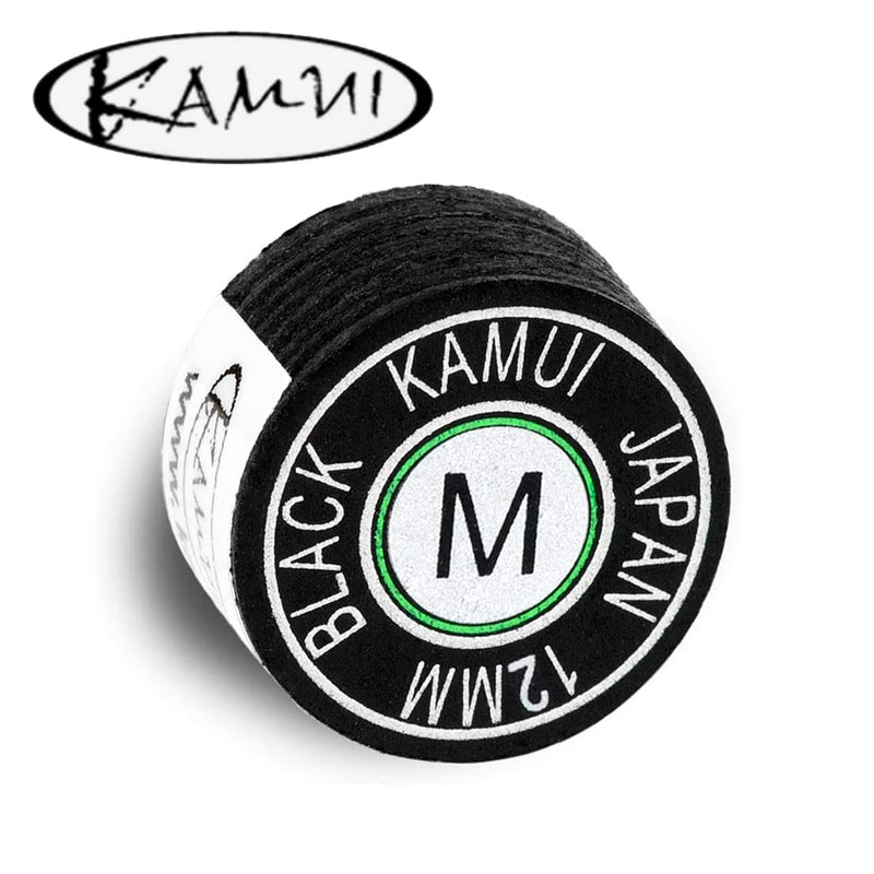 【KAMUI】TIP - Standard Black (12mm)