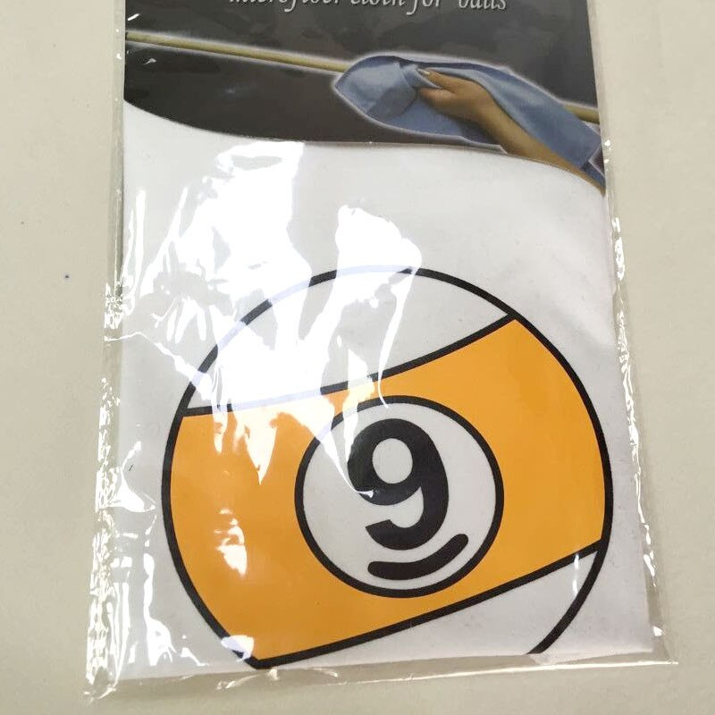 【Accessories】Microfiber Cloth For Balls/Cues