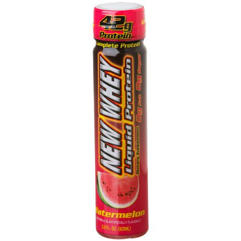 New-Whey Liquid Protein, 42 g Protein - Watermelon 1/Container