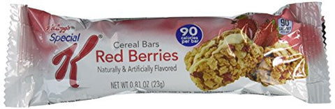Kellogg's Special K Special K Cereal Bars - Red Berries - 0.81 oz - 12 ct