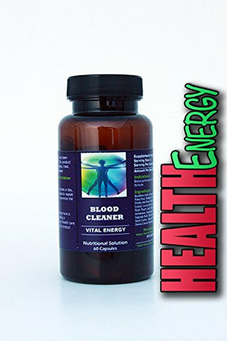 Blood Cleaner - Support Blood Health and Cell Health