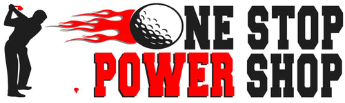 One Stop Power Shop Long Drive & Golf Store