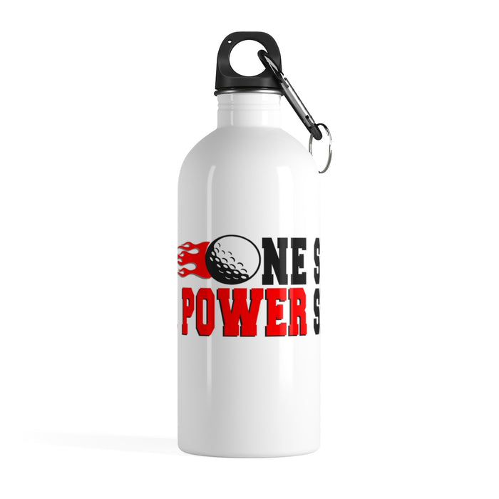 OSPS Stainless Steel Water Bottle - One Stop Power Shop Long Drive & Golf Store
