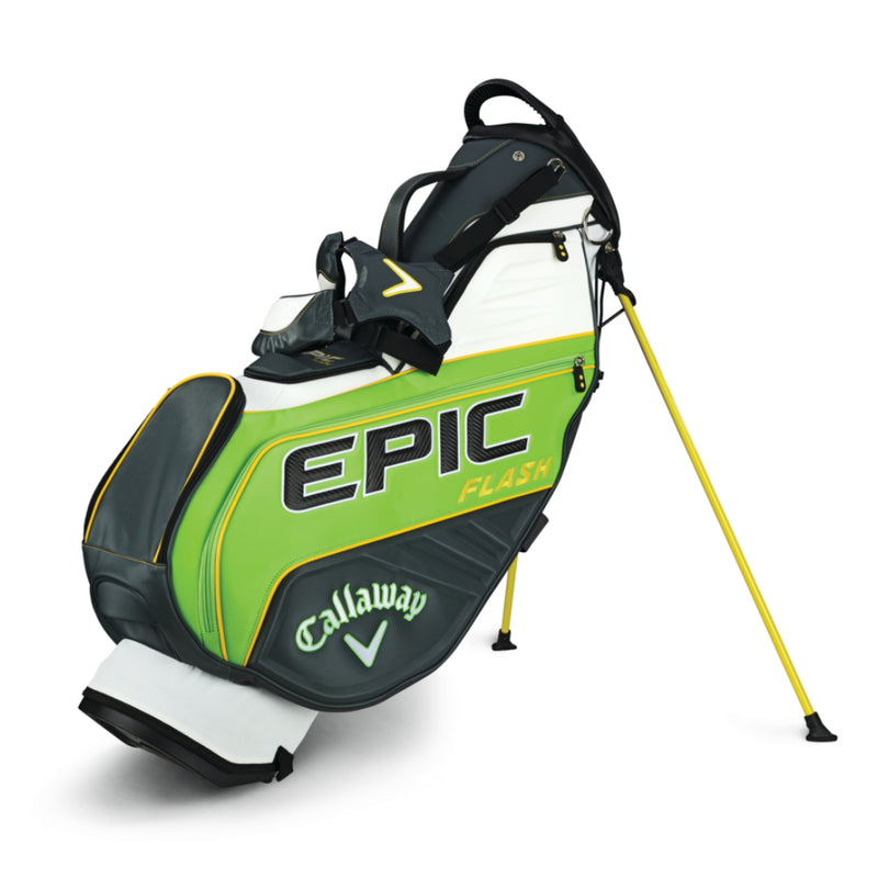 Epic Flash Staff Stand Bag - One Stop Power Shop Long Drive & Golf Store