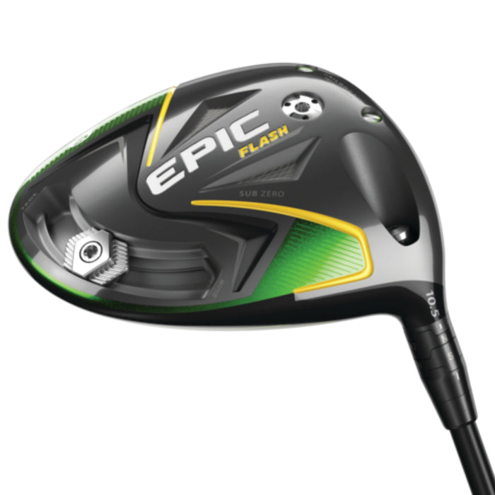 Epic Flash Sub Zero - One Stop Power Shop Long Drive & Golf Store
