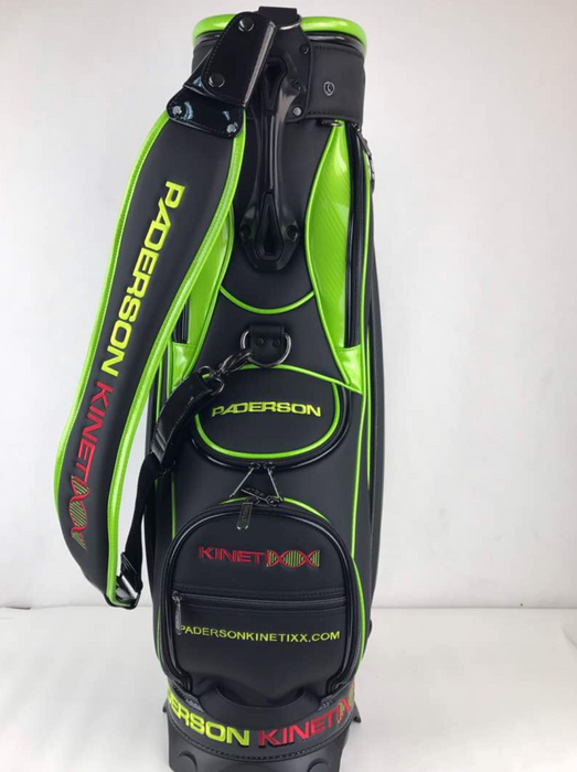 Paderson KINETIXX Mini Staff Bag - One Stop Power Shop Long Drive & Golf Store