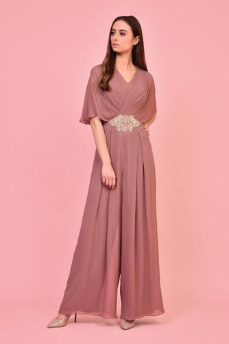 Ash Rose Jumpsuit