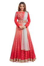 Nidhi Bhansali - Shaded Anarkali with belt