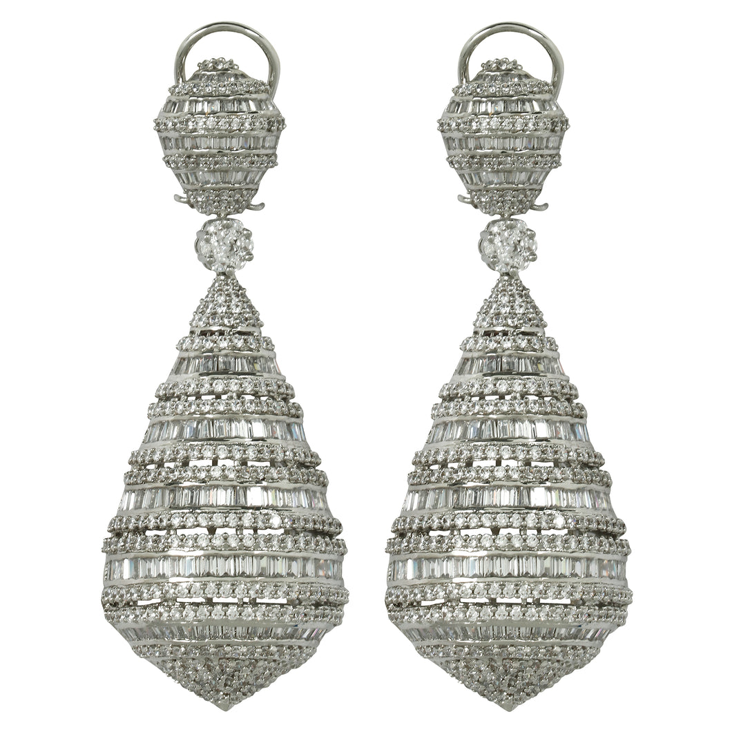 Drop Chandelier Earrings