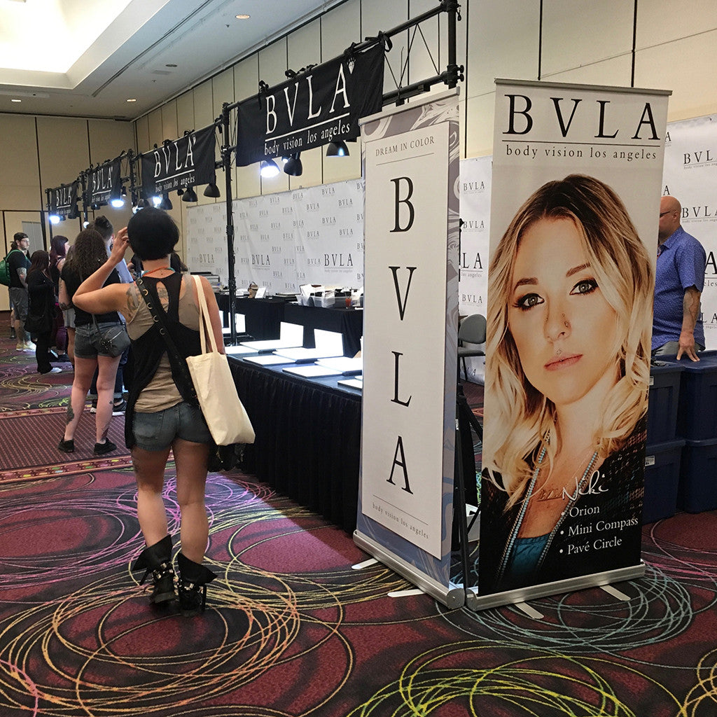 Body Vision Los Angeles APP 2017 EXPO