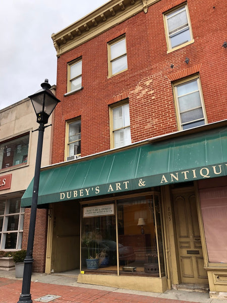 Dubey's Antiques 807 N. Howard Baltimore