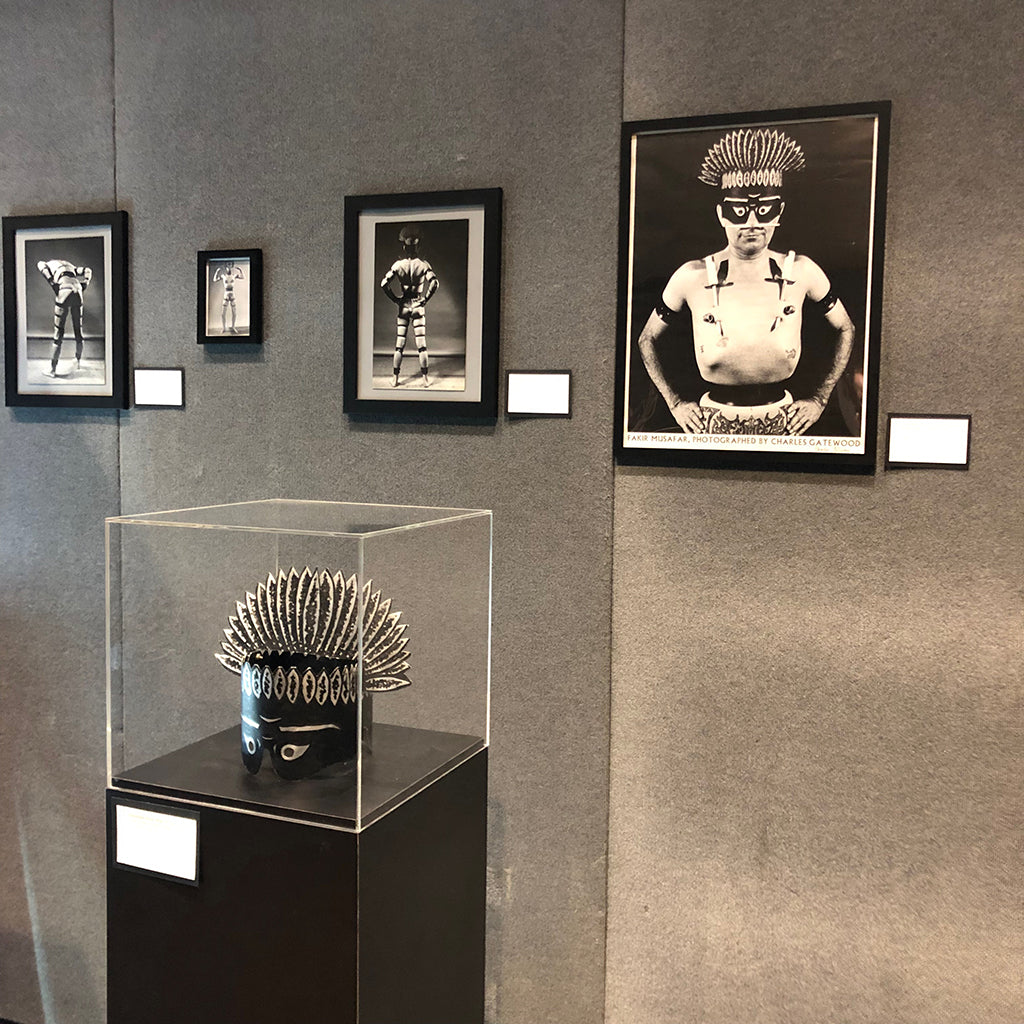 Fakir Exhibit at APP 2019, Image 3