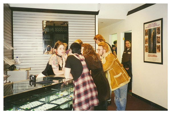 Infinite Body Piercing 1995