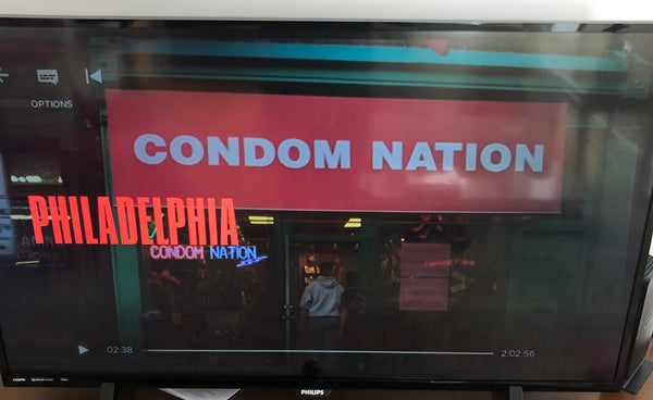 Philadelphia Movie Condom Nation