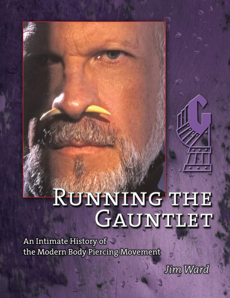 Running the Gauntlet book by Jim Ward