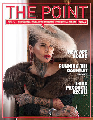 The Point: The Journal of the APP