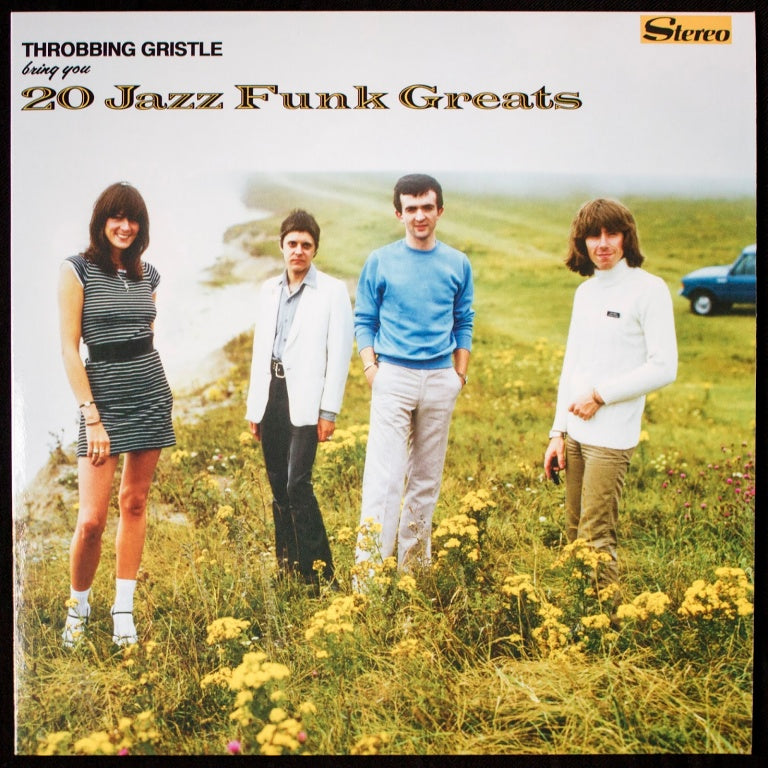 Throbbing Gristle 20 Jazz Funk Greats