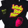 Infinite Body Piercing Fresh Prince Will Smith Black T-Shirt