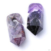 Prism Weights from Diablo Organics in amethyst