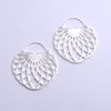Aurora Earrings from Tether Jewelry in silver