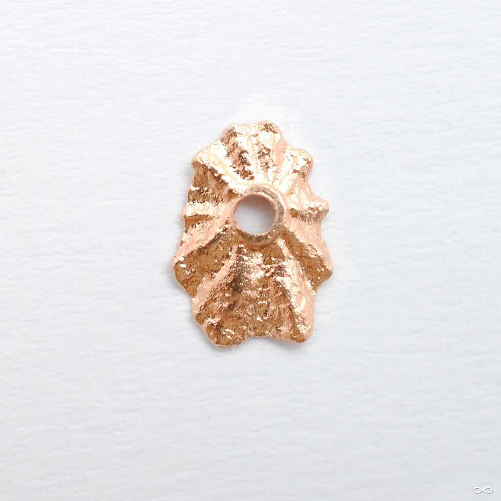 Automatic Art Jewelry Slip in Gold from Pupil Hall in rose gold