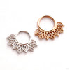 Azalea Seam Ring in Gold from BVLA in Assorted Golds