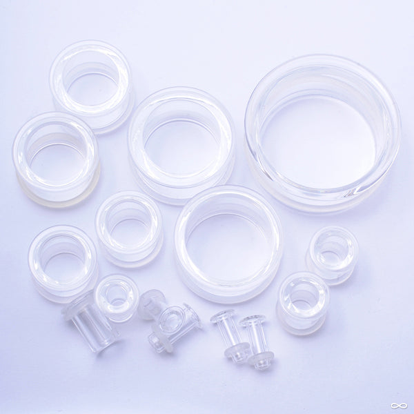 Glass Eyelets from Gorilla Glass