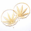 Sativa from Maya Jewelry in yellow gold
