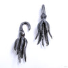 Mini Squid Weights from Tawapa in gun metal