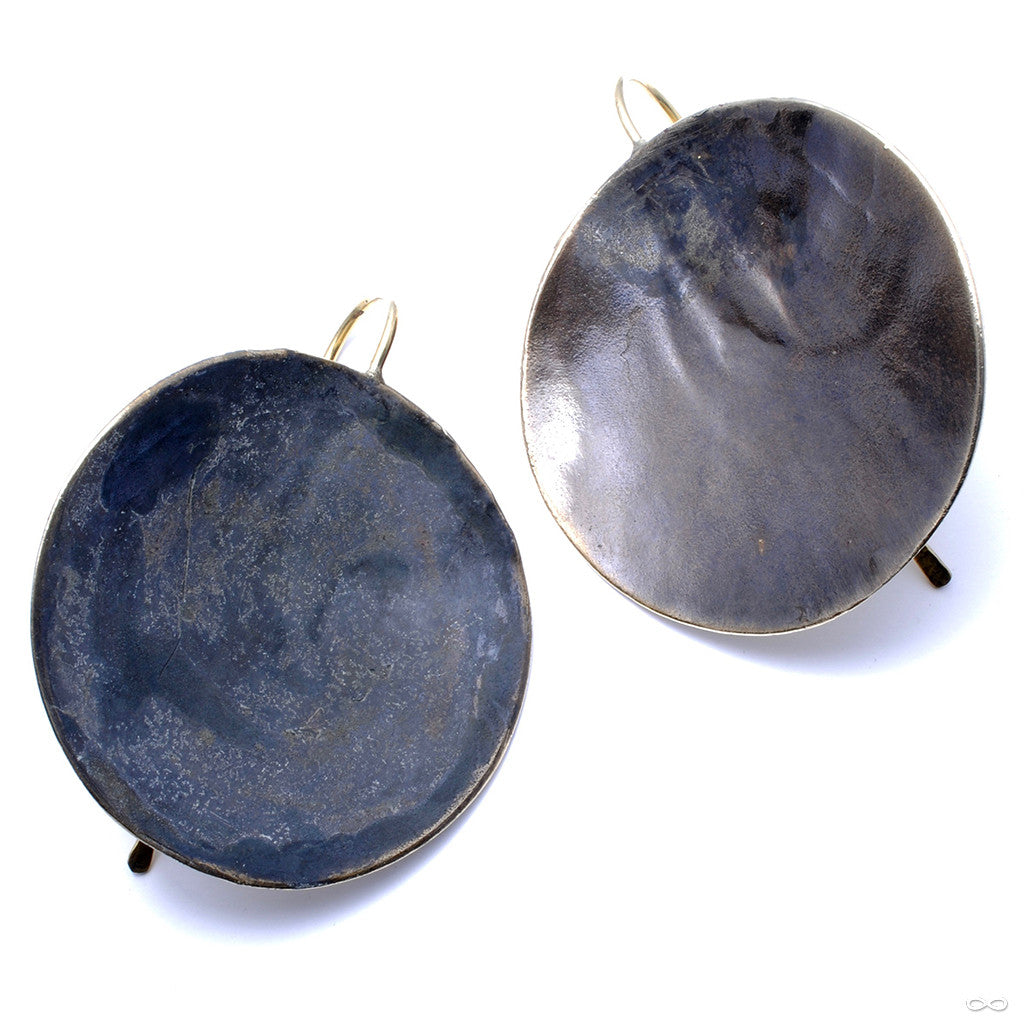 Big Circle Ear Weights from Eleven44