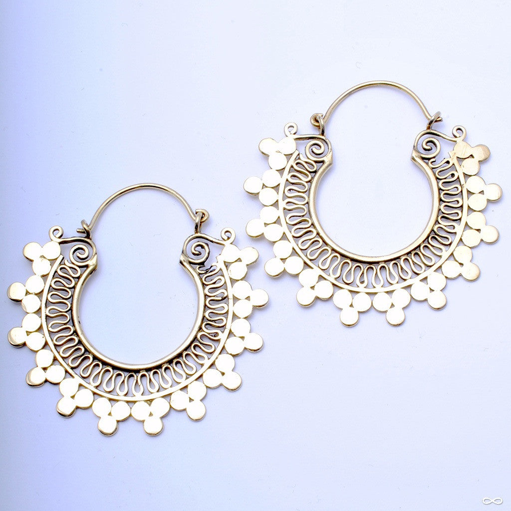 Eos Earrings from Buddha Jewelry