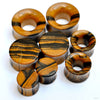 Black and White Ebony Plugs & Eyelets from Bishop Organics