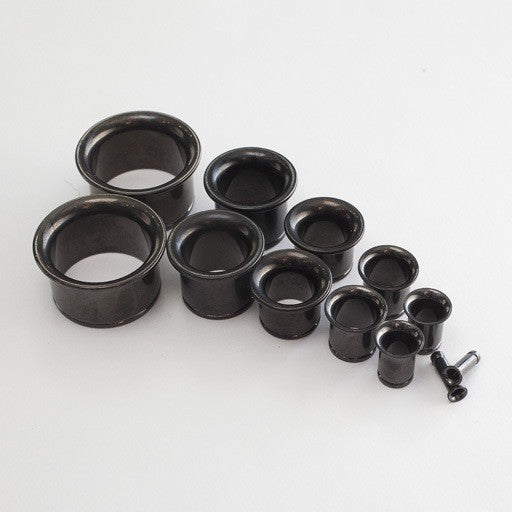 Eyelets in Black Steel from Industrial Strength