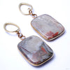 Crazy Lace Agate Rectangle Weights from Diablo Organics