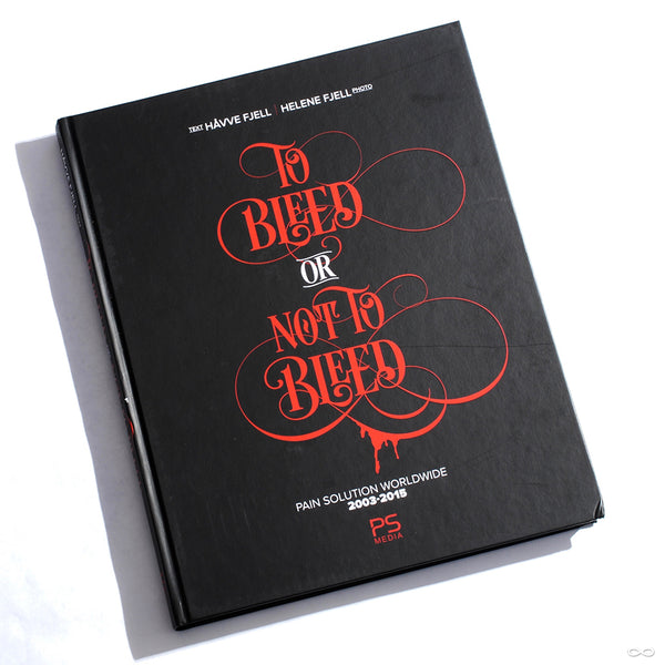 To Bleed or Not To Bleed cover