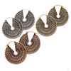Forte Earrings from Maya Jewelry in Assorted Metals