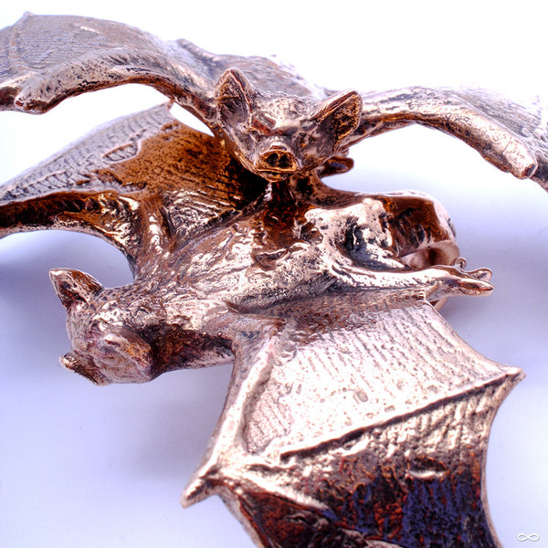 Fuku Bat Weights in Bronze from Blessings to You